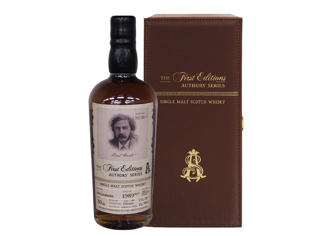 authors-series-cragganmore-1989 refill-sherry-butt