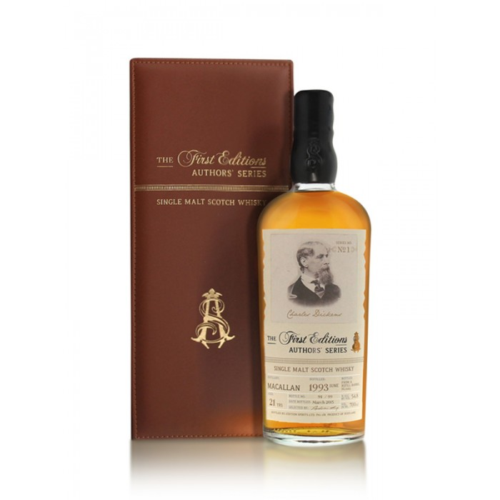 authors-series-macallan-1993-charles dickens