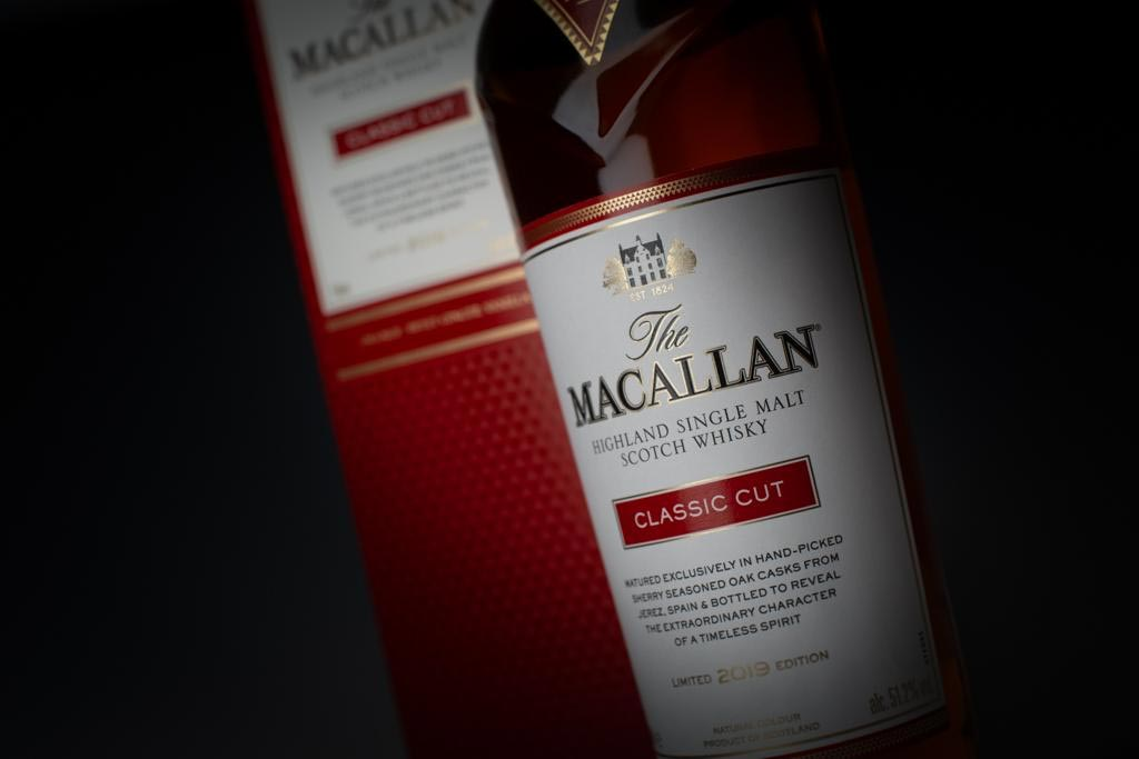 macallan–classic– cut–2018–2019–whisky–edition