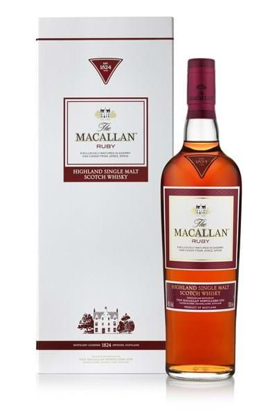 ruby macallan whisky