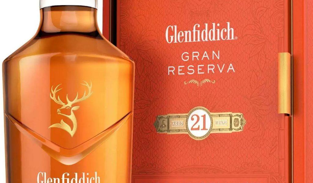 GLENFIDDICH 21 rum cask